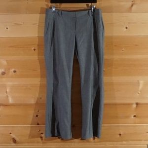 LOFT Women's Dress Pants Gray 10P